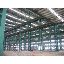 Large Span Steel Structure Workshop Building (KXD-SSB1266)